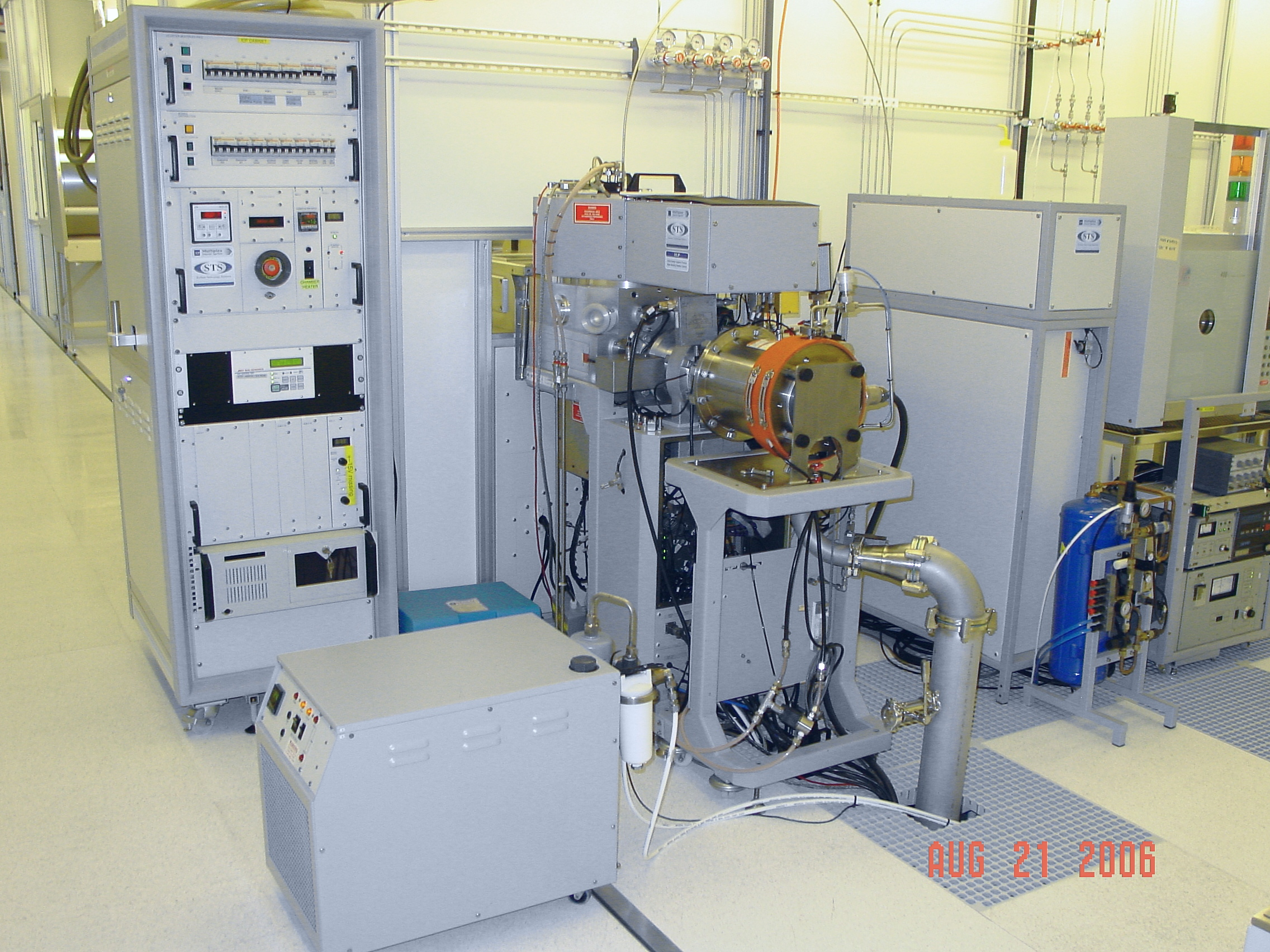 Picture of Oxide ICP etcher STS AOE