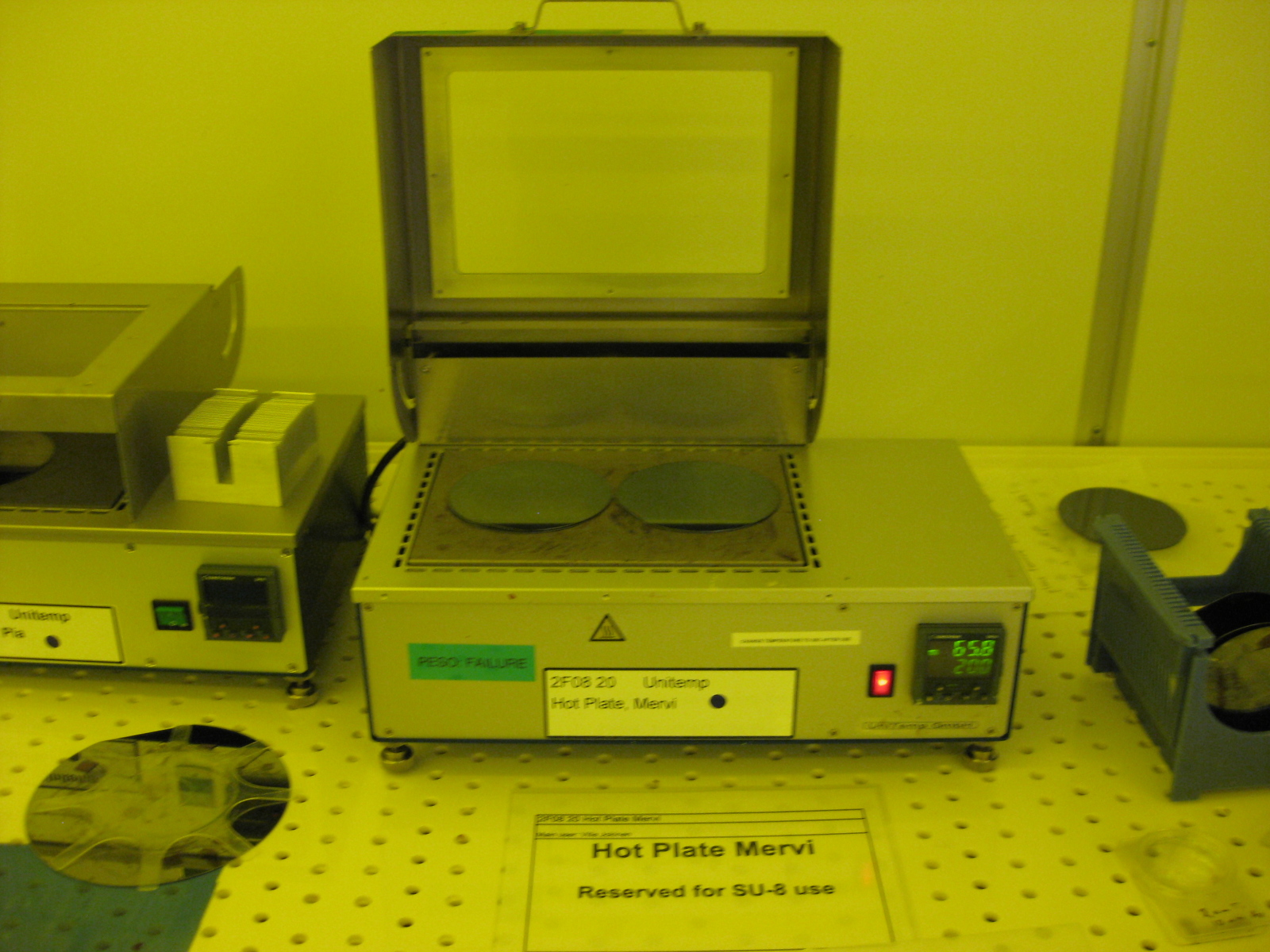 Picture of Hot Plate Mervi