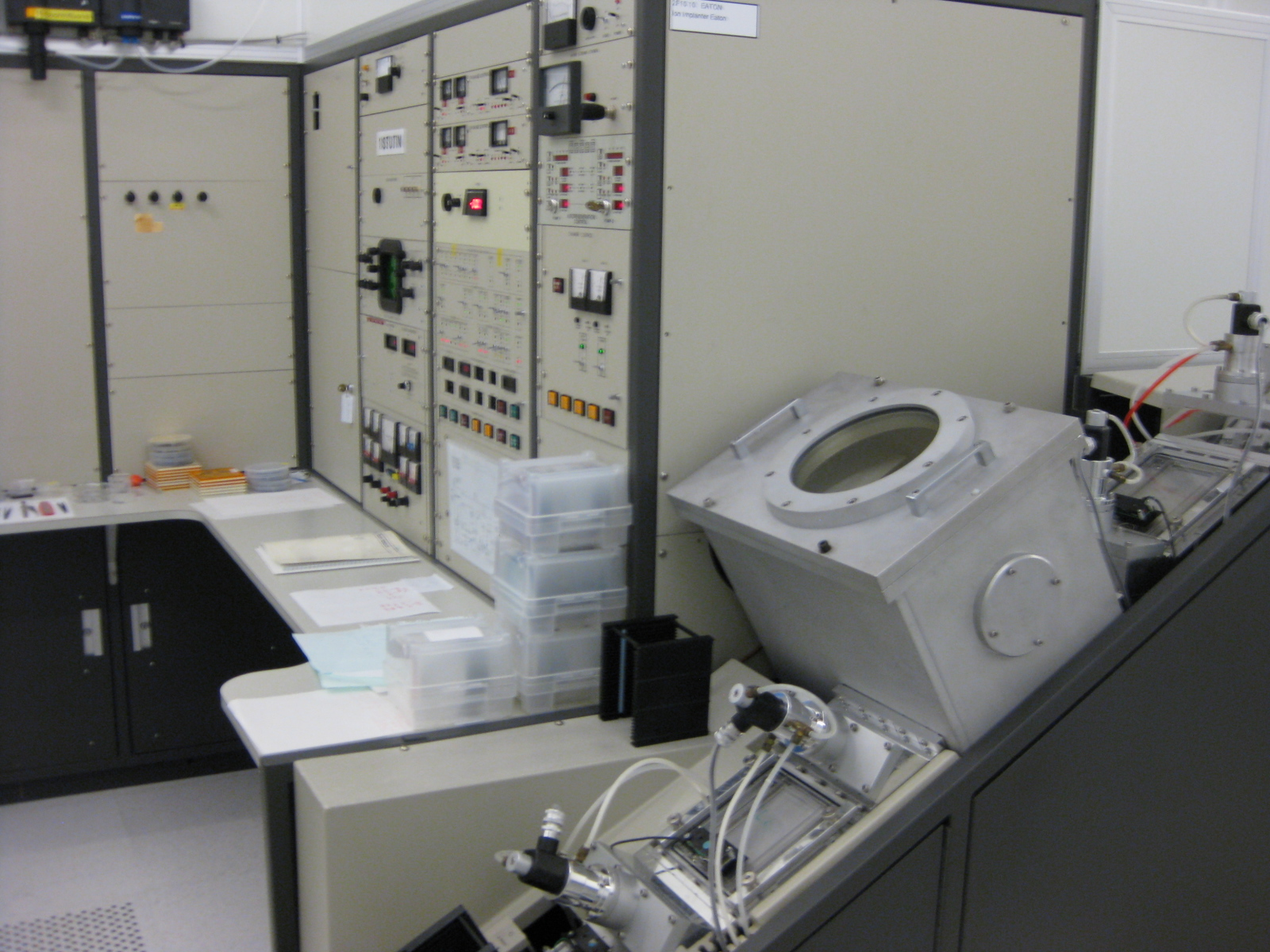 Picture of Ion Implanter Eaton