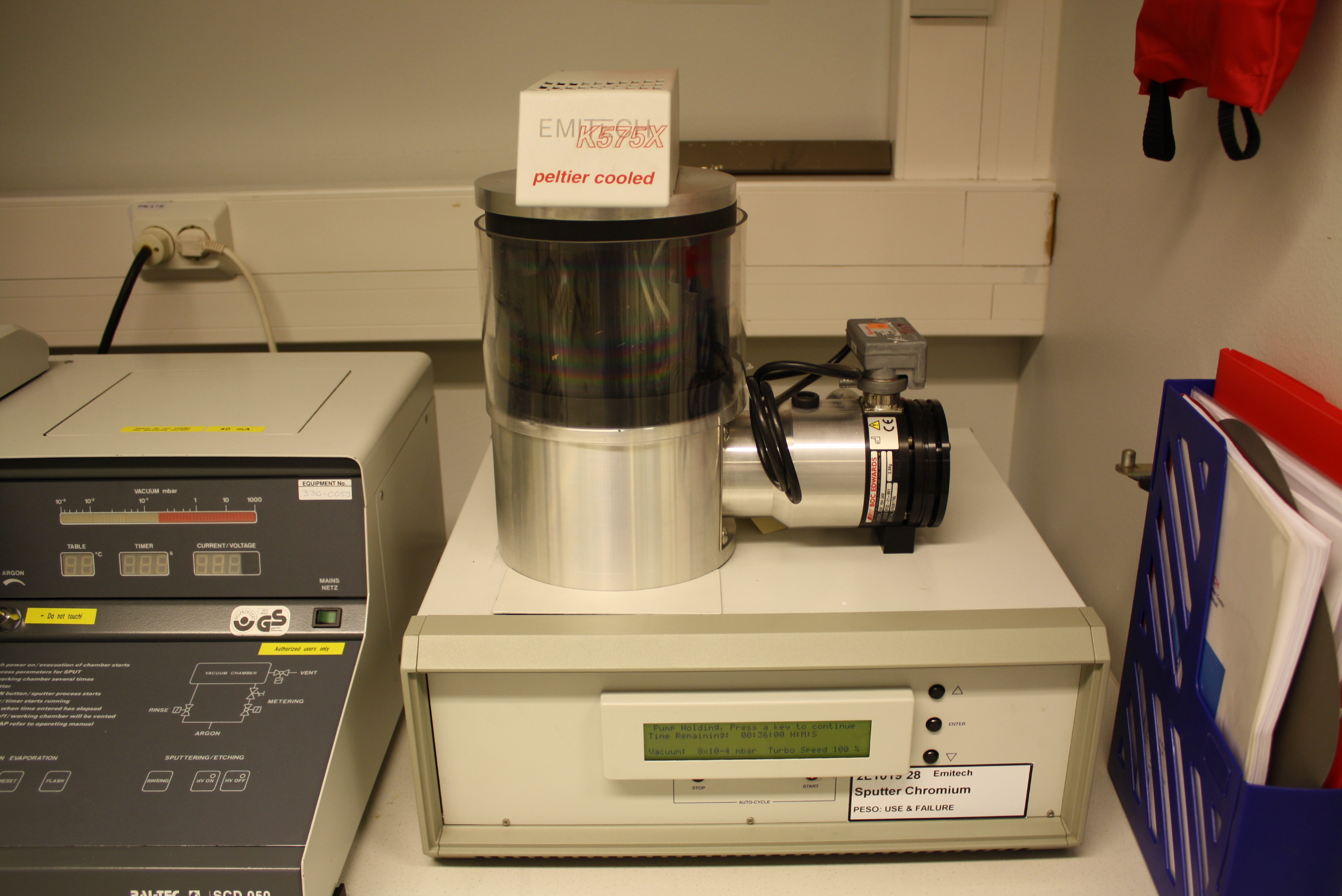 Picture of Sputter Chromium