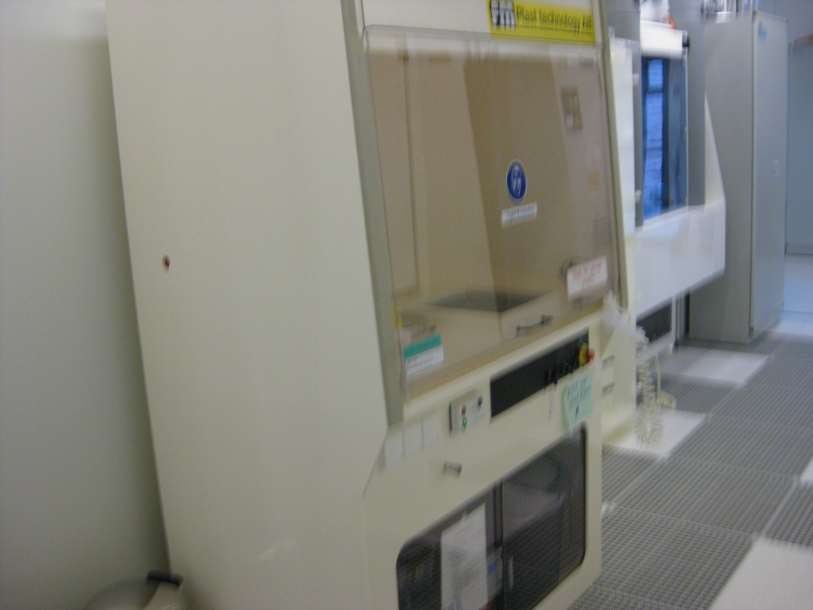 Picture of Fume Hood Spinner