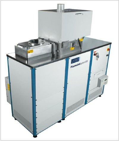 Picture of ICP-RIE Plasmalab 100